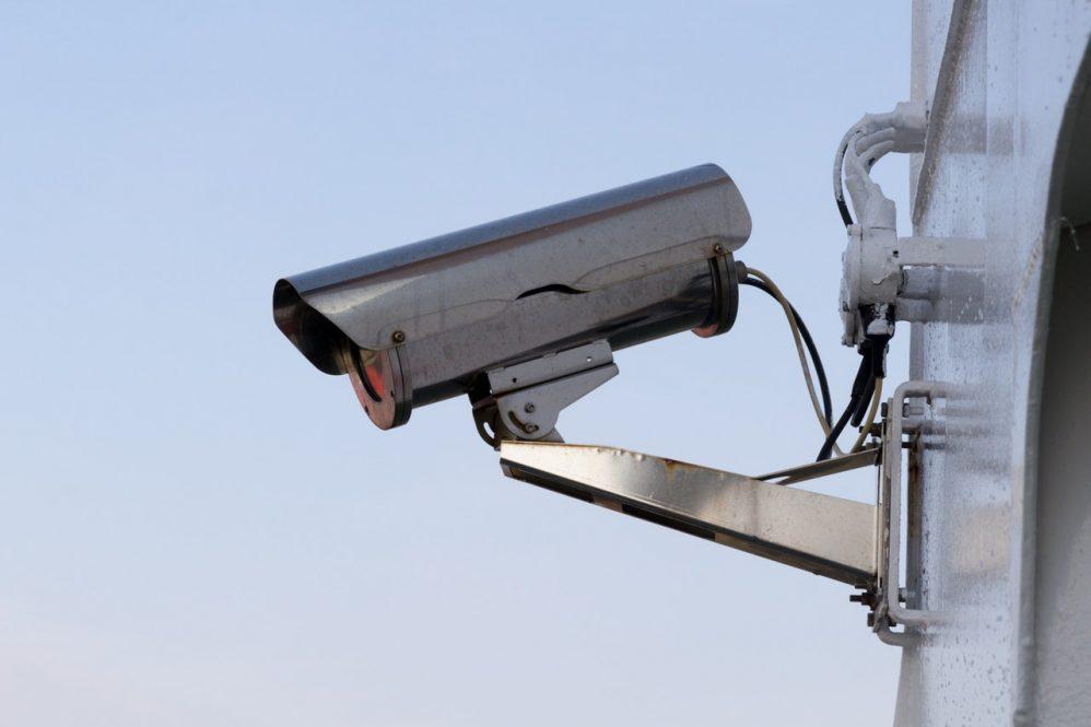 CCTV systems on street